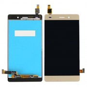LCD Screen and Digitiger for Huawei Ascend P8 Lite - Gold